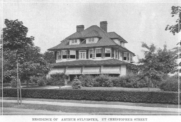 177 Christopher Street Montclair New Jersey - Historic Homes Pres. by Stanton Realtors