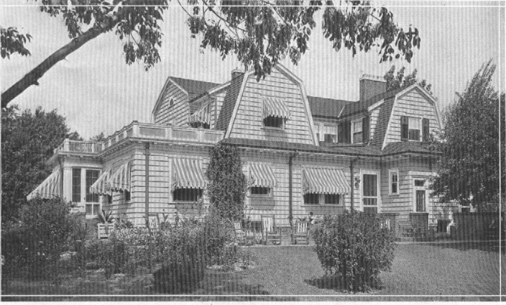 237 Christopher Street Montclair New Jersey - Historic Homes Pres. by Stanton Realtors