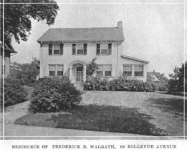 99 Bellevue Avenue Montclair NJ - Historic Homes Pres. by Stanton Realtors